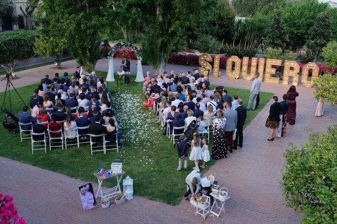 El Banquet de Premià masía bodas Barcelona