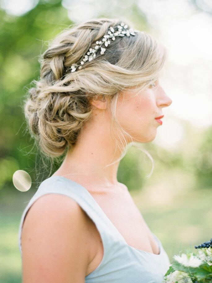 penteados presos. 85 penteados presos para noivas: encontre o perfeito para você!