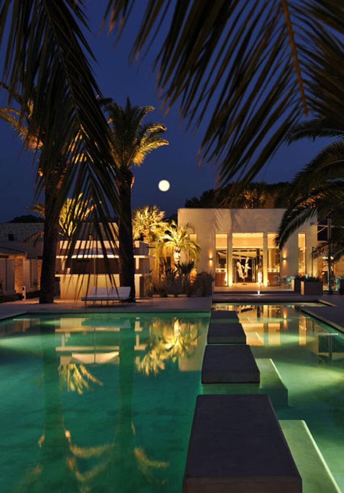 Lune de miel de star à l'Hôtel Sezz de Saint Tropez