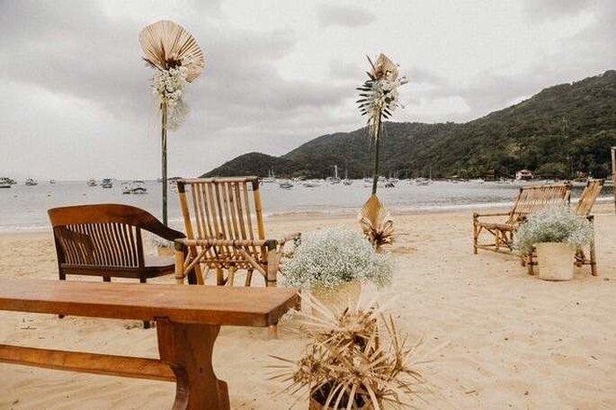 Beach Wedding Brasil Decor
