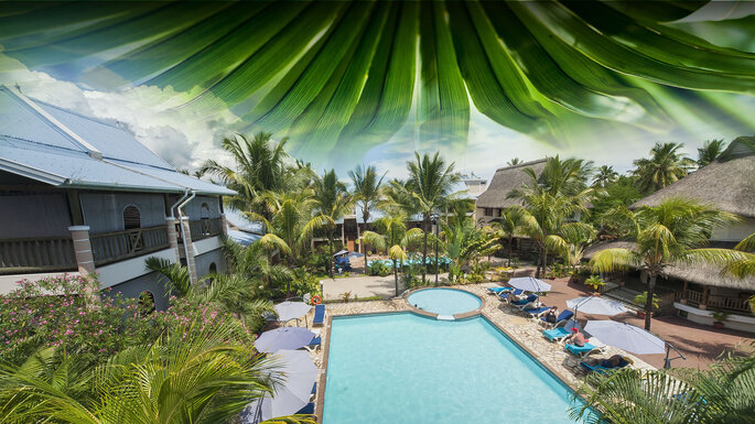 Foto: Le Palmiste Hotel
