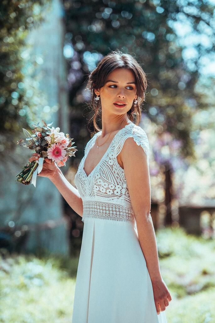 Elsa Gary - Créatrice de robes de mariée - Paris (75)