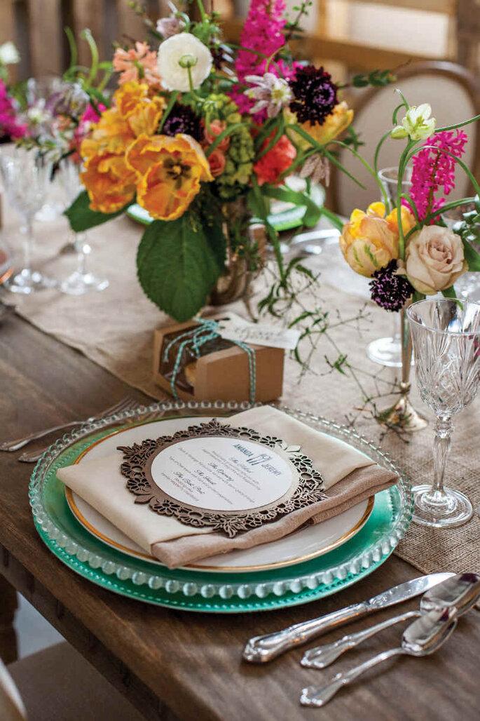 Foto Elegant Wedding
