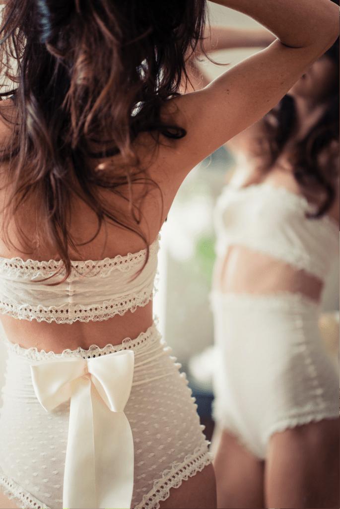 Lingerie para noivas