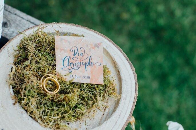 Frese Edeldesign Hochzeitspapeterie