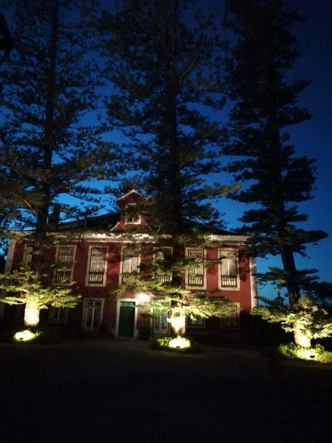 Quinta da Picanceira à noite