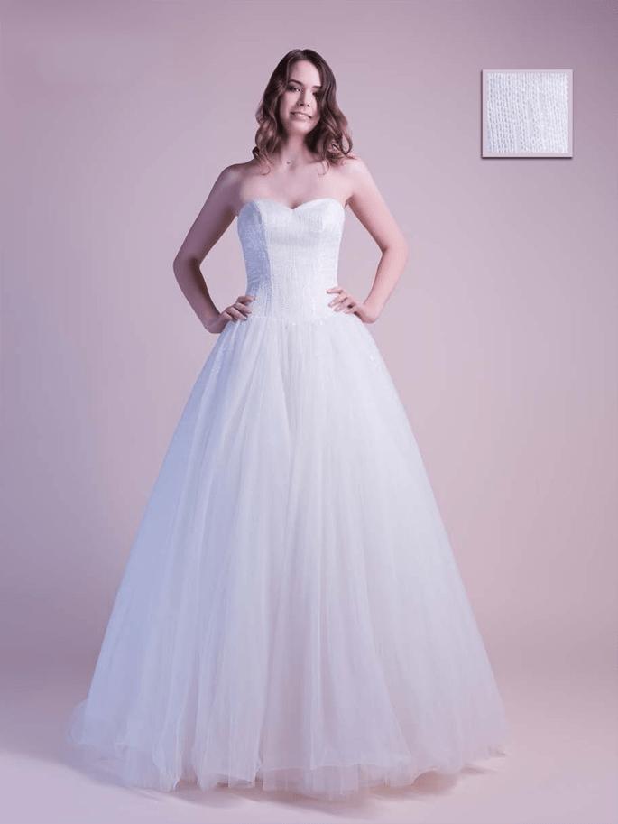 Modèle Divine, Collection White Cherry by Aurélie Cherell