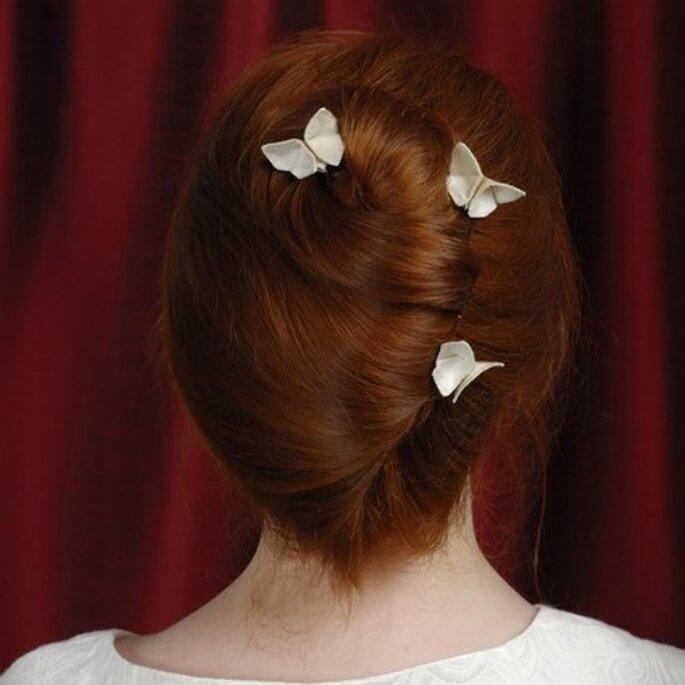Accessoires de coiffure de mariée - SewSmashing sur Etsy.com