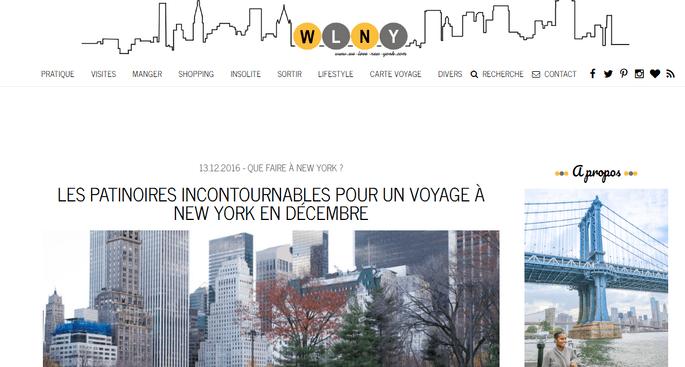 Photo : We Love New York