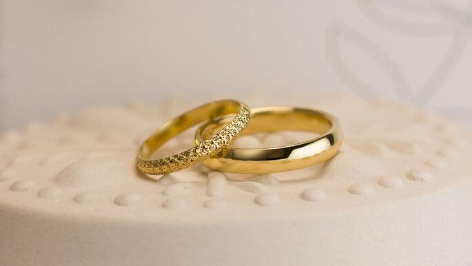 Alliances en or pour homme et femme, éthiques et éco-responsables