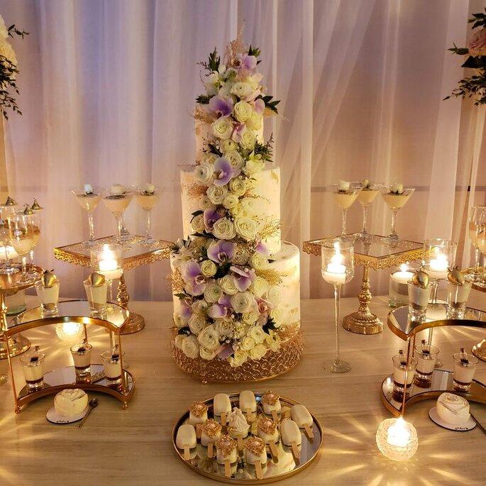 Helina Chocolatería y Pastelería para bodas Bucaramanga