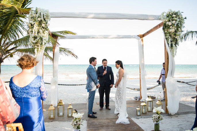 Scarlett Event Design wedding planner Cancún