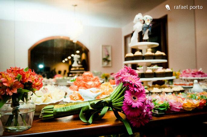 elegir un salón de eventos que ofrezca banquete Foto: Rafel Porto
