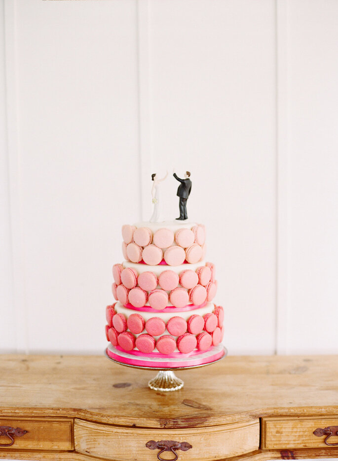 Alternativas deliciosas para el pastel de bodas - Chris Cornwell Photography