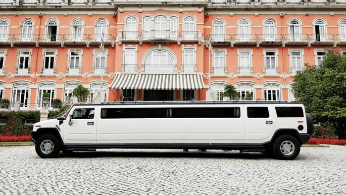 Upper Class – Limousines