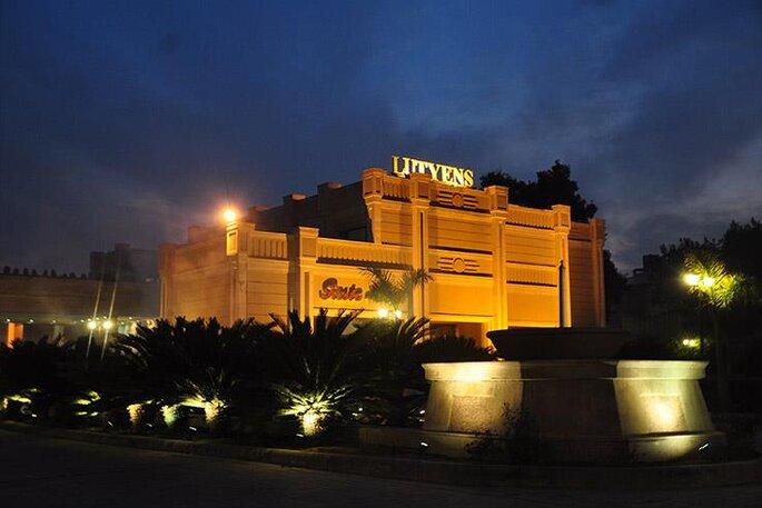 Photo: Lutyens' Resort.