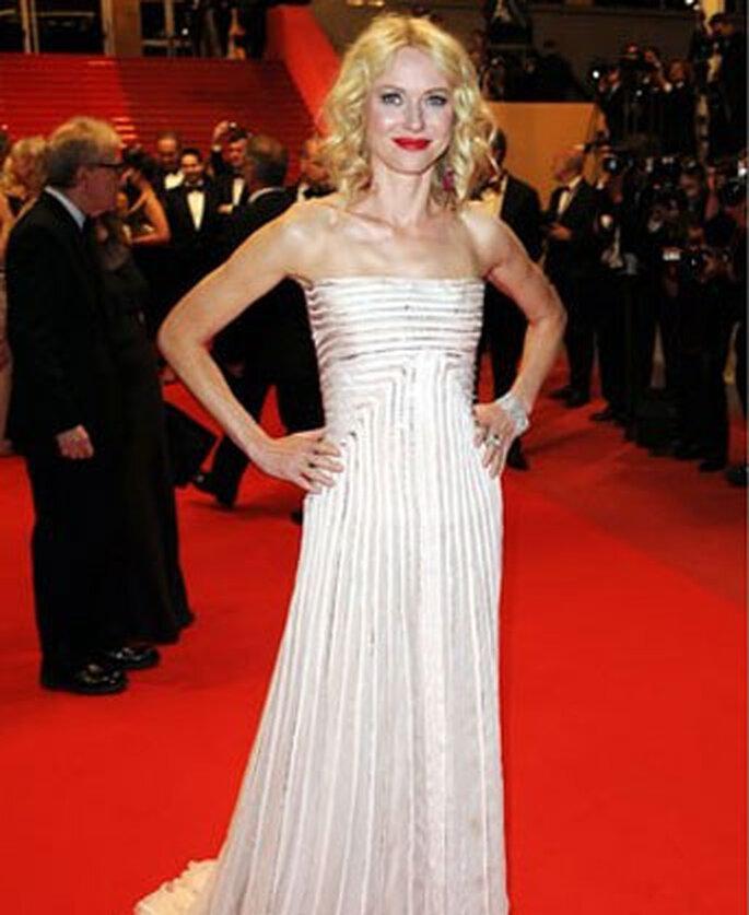 Naomi Watts en Gucci au Festival de Cannes 2010