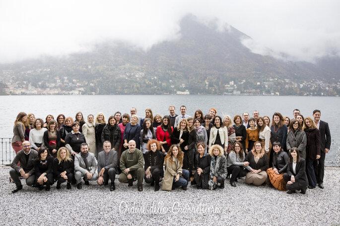 Super foto di super gruppo, ad opera di L'Ordine della Giarrettiera