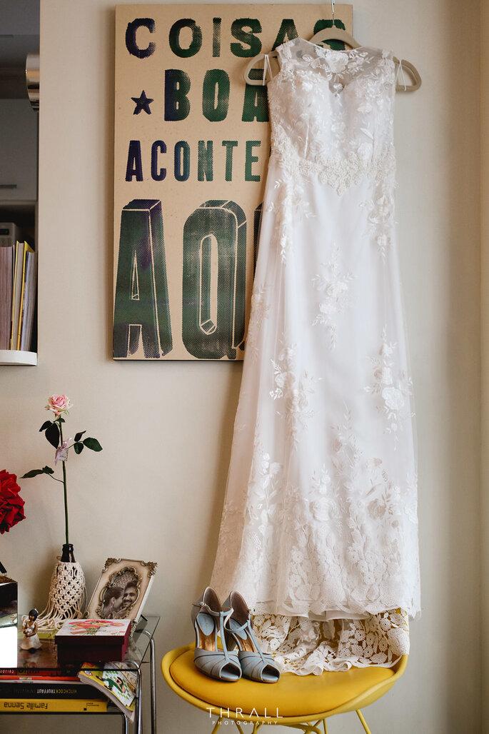 Vestido de noiva Karen Rodrigues