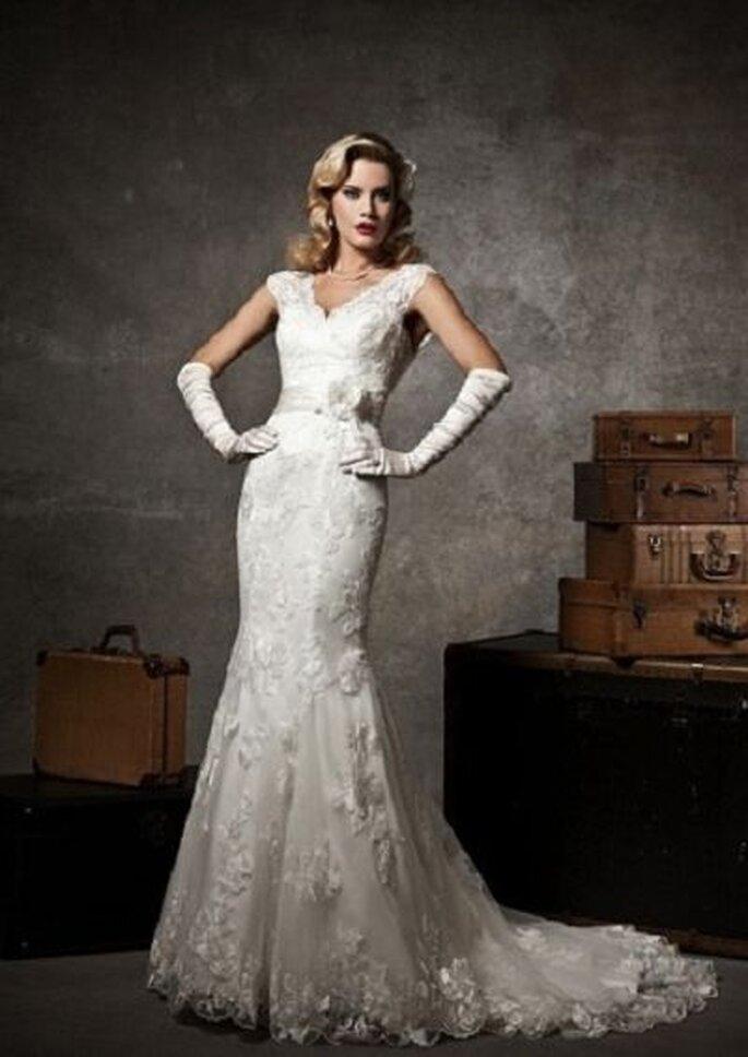 Für die elegante Braut! - Antevisao da coleccao de vestidos de Noiva Justin Alexander 2013