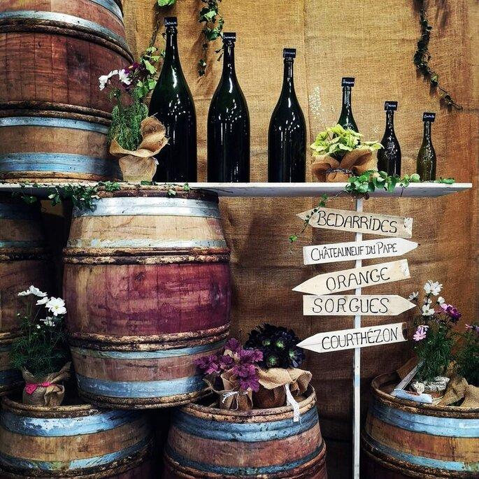 Liber Vinum - Boissons mariage - Paris