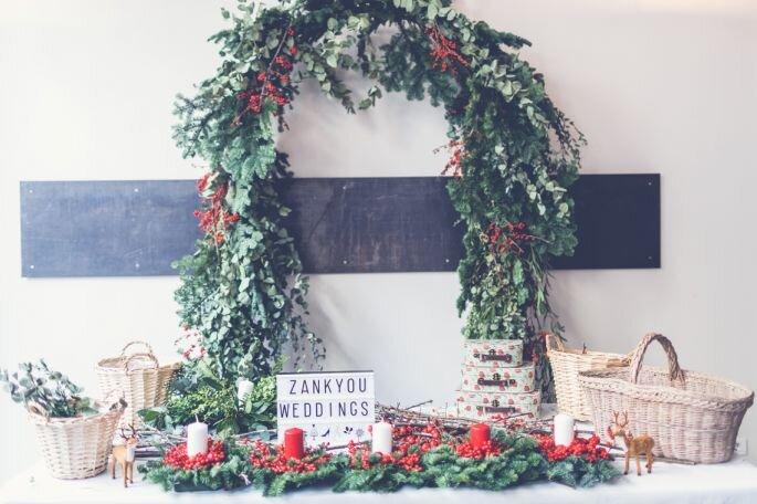 Una foto di ElenaBau del Christmas Wedding Breakfast tenutosi a Madrid lo scorso anno
