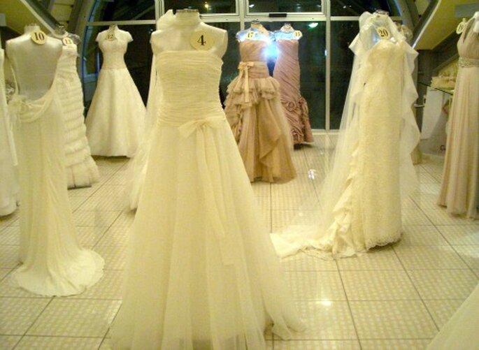 La collezione 2013 galvan sposa in atelier – Foto Spose & Stile Atelier