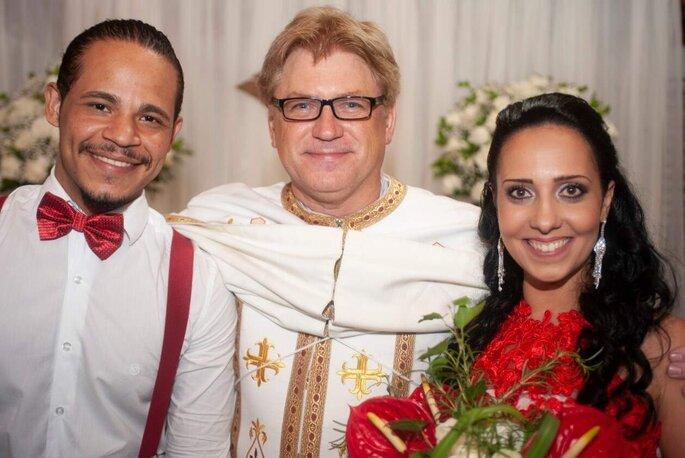 Celebrante para casamento religioso e civil