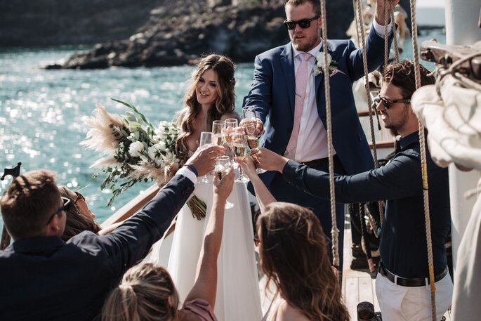 Bespoke Weddings Santorini