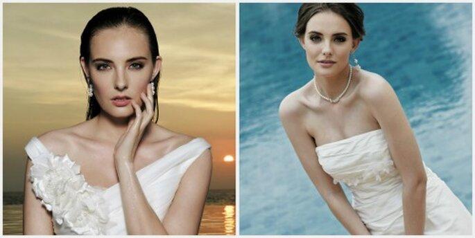 Cuidar tu piel de forma natural te hará lucir radiante en tu boda. Fotos: Marylise