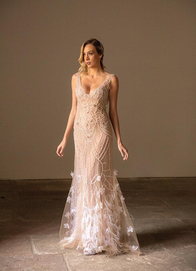 Vestido Carol Hungria