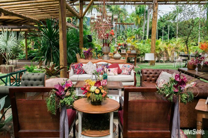 Lounges jardim
