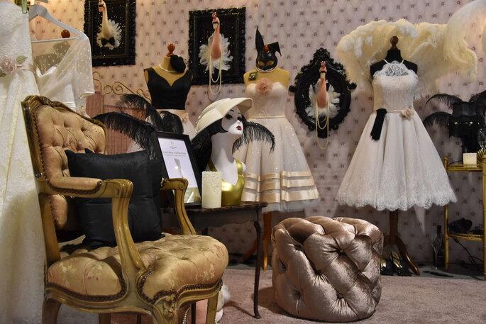 PowderRoom's Vintage Wedding Boutique