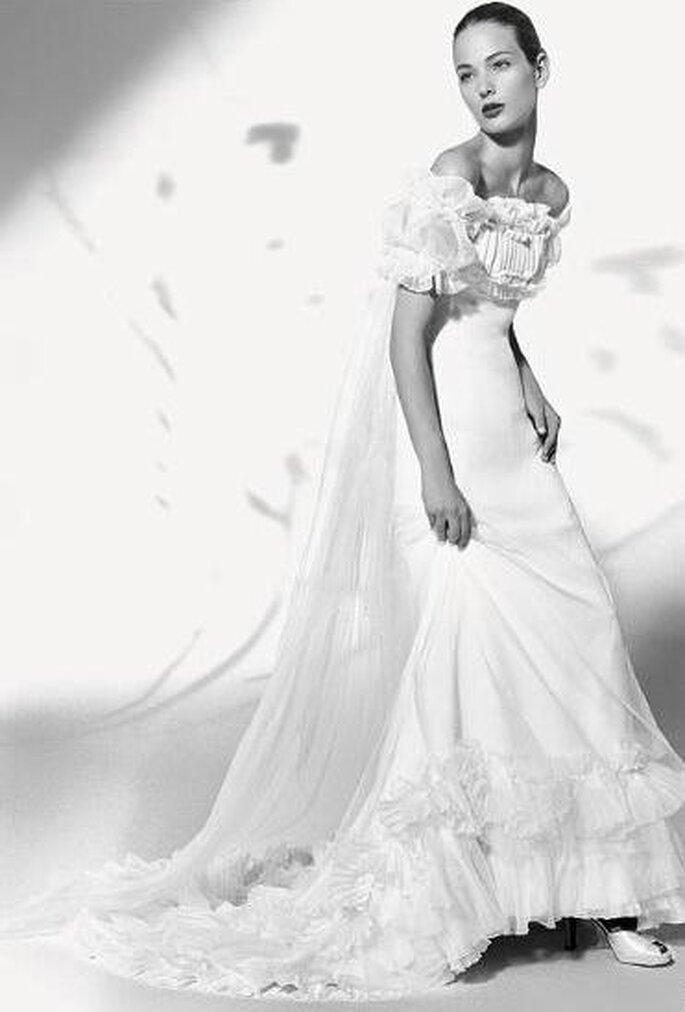 Vestidos de novia internacionales