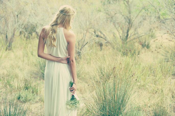 Robes de mariée Odile Léonard 2012