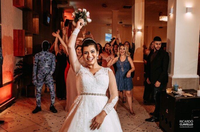 Na semana do casamento os noivos devem relaxar e curtir o friozinho na barriga até o grande momento do sim