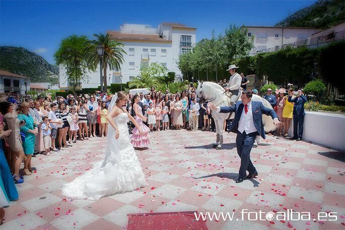 Foto Alba fotógrafos bodas Cádiz