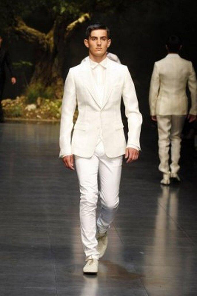 Costume de marié Dolce & Gabbana