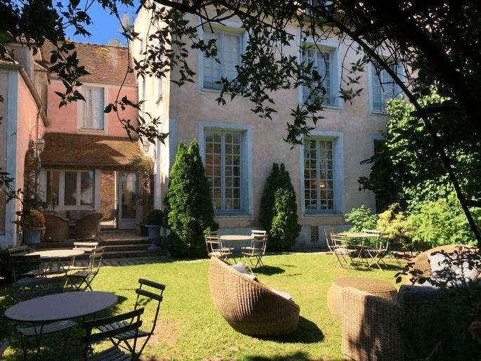 Hôtel Saint-Laurent - Lieu de Réception mariage - Yvelines (78)