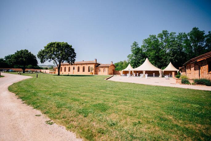 Domaine du Clos des Liesses - lieu de réception pour votre mariage - Lyon