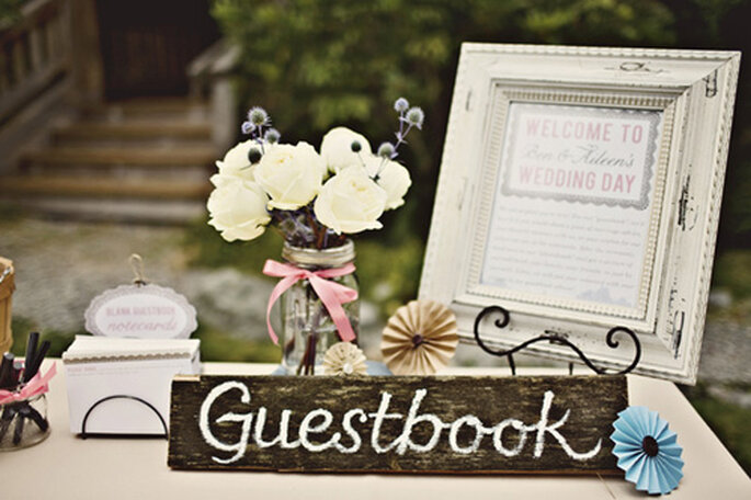 Be Our Guest Cool And Creative Wedding Guest Book Ideas