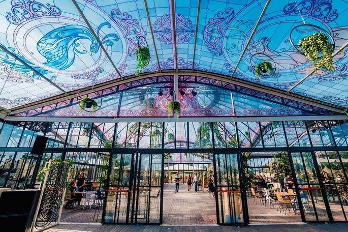 Spantech - Tentes de Réceptions - France