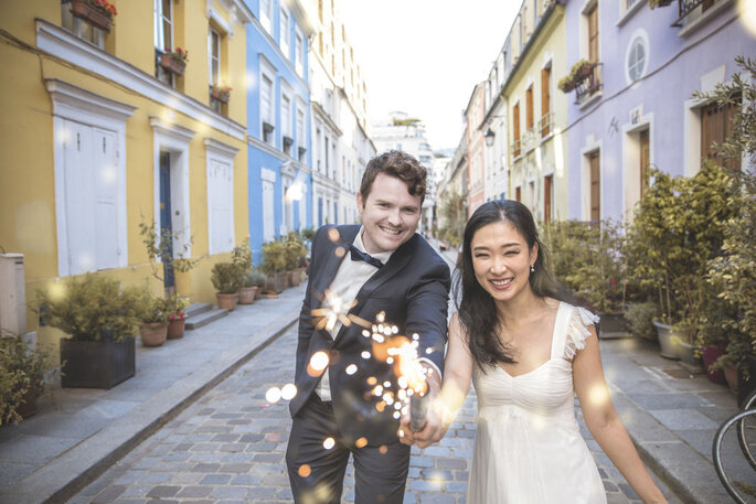 Agence 520 - Photographe de mariage - Paris