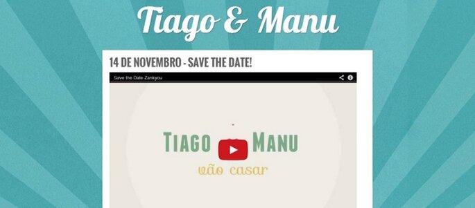 Wedding websites with Zankyou