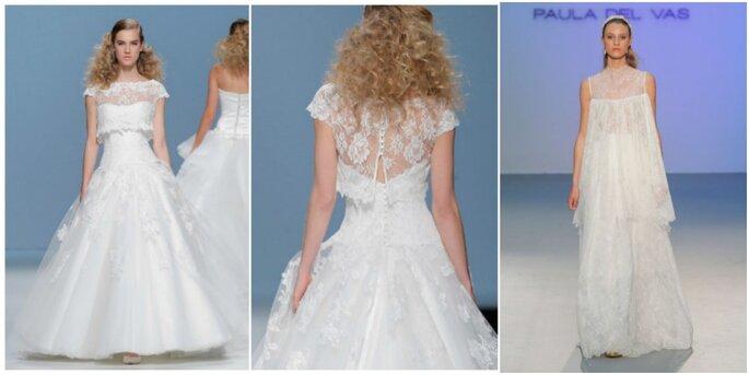 """Свадебное платье """"две длины"""""""