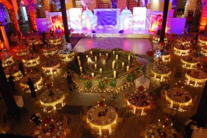 Espacios perfectos para celebrar una boda de ensueño - Foto Ex Convento de San Hipólito