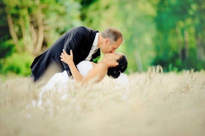 Romantisches Fotoshooting in der Natur mit Hochzeitsfotograf Friedemann Thomas