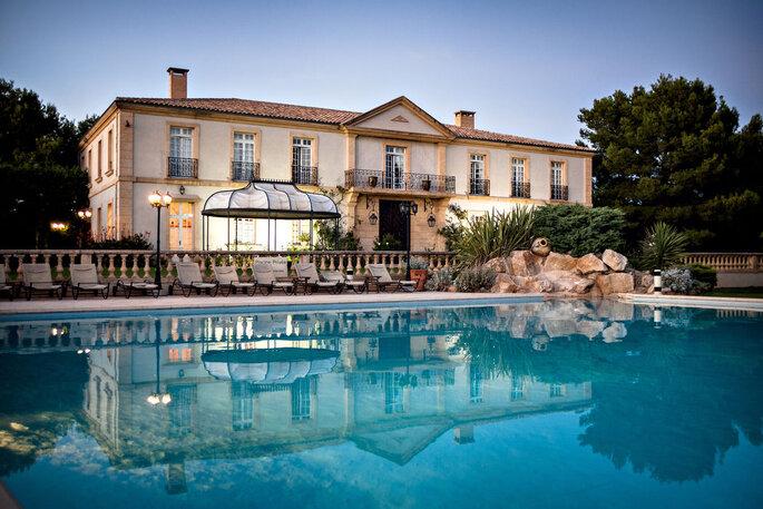 Bastide d'Astres - Lieu de réception pour votre mariage - Bouches-du-Rhône