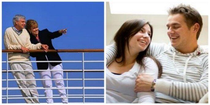 La madurez en la pareja puede dar mayor estabilidad en las relaciones