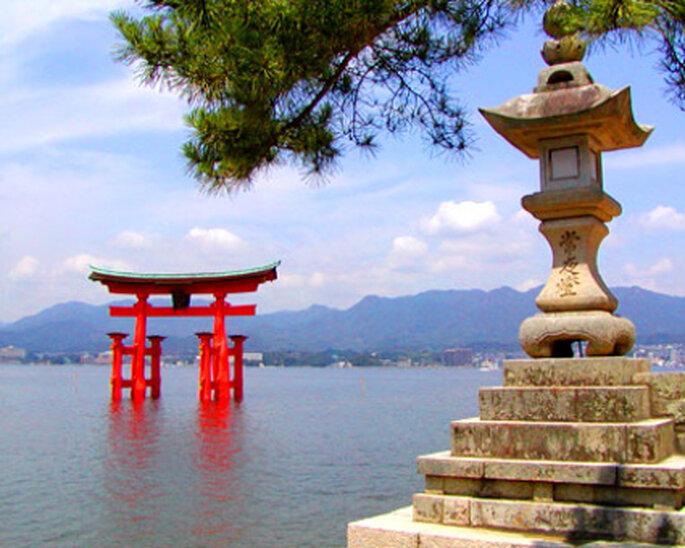 Viaggio di nozze in Asia